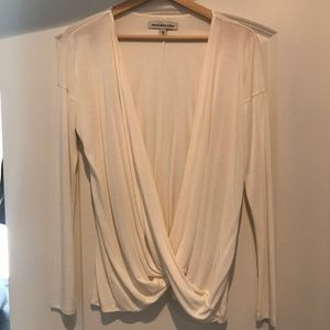Open-Front long sleeve